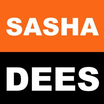 Sasha Dees Retina Logo