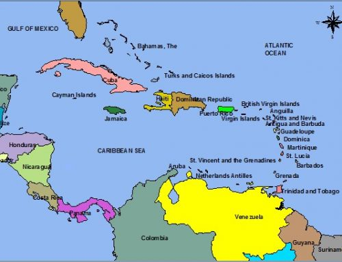 Mapping infrastructure for Contemporary Art in Caribbean Insular